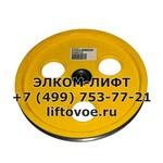 Блок натяжного устройства 235мм K0267C2 Otis